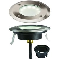 Knightsbridge LED White Ground / Deck Light, 230V IP65 1.7W