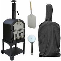 KuKoo Outdoor Pizza Oven and Cover