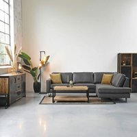 Magazine Rack 45x20x38 cm Anthracite - Label51