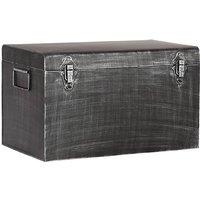 Storage Box Vintage 60x40x35 cm XL Antique Black - Label51