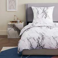 Gray and Beige Bed Linen Branch Pattern Duvet Cover Super Soft Breathable Microfiber Bed Linen 1 duvet cover (210 * 210CM) + 2 pillowcases (51 * 66cm)