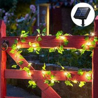LED String Lights Solar Copper Wire Lighting Outdoor Garden