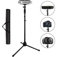 Unho - Laptop Projector Stand Heavy Duty Tripod Mount Height Adjustable 28 To 58