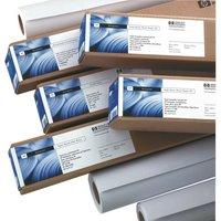 C6036A Designjet 914MMX45M Bk/White Inkjet Paper Roll - Hewlett Packard