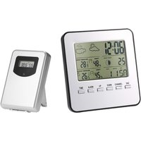 Lcd Digital Thermometer Hygrometer Clock Lcd Weather Station
