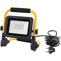 LED portable work projector projection light