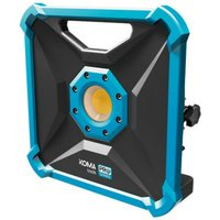 LED Projector KOMA 20W - 1800 Lumens - without battery or charger - 08755 - KOMA TOOLS
