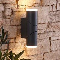 Biard Up Down Modern Outdoor LED Wall Light - IP54 Garden Patio Porch Door A++