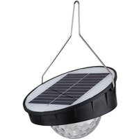 LEDs Solar Powered Energy H-anging Outdoor Light IP65 Water Resistance Built-in 2000mAh High Capacity Rechargeable Cell for Patio Yard Garden Home