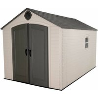 Lifetime 8 Ft. x 12.5 Ft. Outdoor Storage Shed - Brown