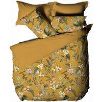 Anastacia Duvet Cover Set (King) (Multicoloured) - Linen House