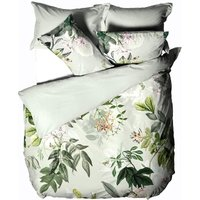 Glasshouse Duvet Cover Set (King) (Multicoloured) - Linen House