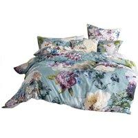 Linen House Lena Duvet Cover Set (King) (Multicoloured)