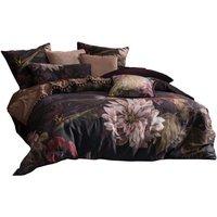 Neve Duvet Cover Set (King) (Multicoloured) - Linen House