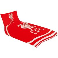 Pulse Single Duvet Set (One Size) (Red) - Liverpool Fc