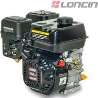 Loncin G210F Motore benzina 4 tempi HP 7 212 cc a scoppio