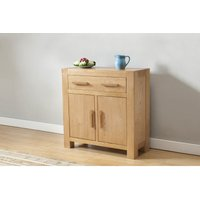 Lucerne Compact Sideboard with 1 drawer and 2 doors