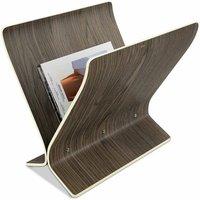 Magazine Rack - Arling - Walnut