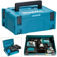 Makita 18v Drywall Screwdriver Makpac Tool Case +Inlay for DFS451 DFS452 DFS441