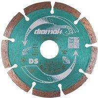 Makita D-61123 SEG Diamond Cutting Disc 115mm Blade Concrete Stone Cutter