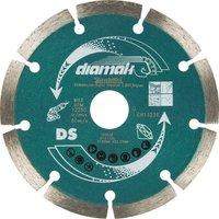 D-61139 SEG Diamond Cutting Disc 125mm Blade Concrete Stone Cutter - Makita