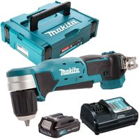 Makita DA333DZ 12V CXT Angle Drill with 1 x 2.0Ah Battery and Charger in Case