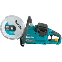 Makita DCE090ZX1 Twin 18v / 36v 9 Cordless Brushless Disc Cutter Saw - Bare
