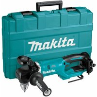 Makita DDA450ZK 18V LXT Cordless Brushless Angle Drill With Carry Case