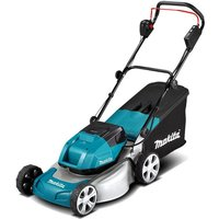 Makita DLM460Z Twin 18V/36V LXT 460mm Brushless Lawn Mower Body Only:18V