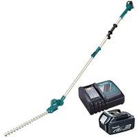 Makita DUN461WRT LXT 18v Telescopic Pole Hedge Cutter Trimmer Long Reach Battery