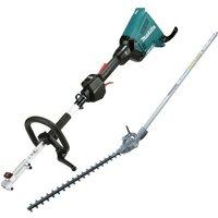 Makita DUX60Z Brushless 18v 36v Cordless Split Shaft Multi Tool and Hedge Trimmer