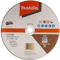Makita E-03006 Cutting Cut Off Wheel 230mm 9 For DCE090 Disc Cutter