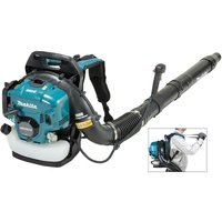 Makita Petrol BackPack Leaf Blower 52.5cc EB5300TH MM4 4 Stroke Garden Blower