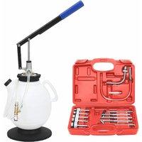 Zqyrlar - Manual Automatic Transmission Fluid Filler with Tool Set 7.5 L