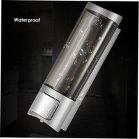 Chuangdian - Manual Hand Soap Dispenser 200ml, Silver