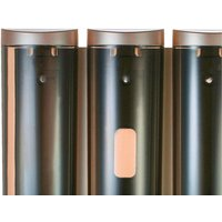 Manual Soap Dispensers 200ml*3 Champagne gold