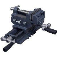Manually Operated Cross Slide Drill Press Vice 70 mm5556-Serial number