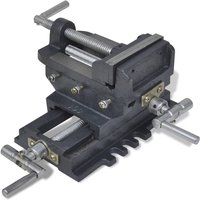 Manually Operated Cross Slide Drill Press Vice 78 mm3336-Serial number