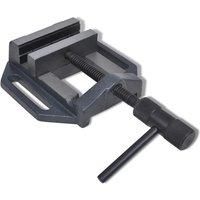 Manually Operated Drill Press Vice 90 mm