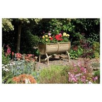 Marberry Barrel Planter - ROWLINSONS