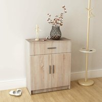 Margery 1 Drawer Combi Chest by Brown - Bloomsbury Market