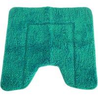 Cashmere Touch Ultimate Microfibre Pedestal Mat (50x50cm) (Jade) - Mayfair