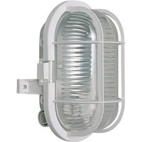 Meridian Lighting MDNOV60W Oval Bulkhead 60W
