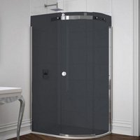 10 Series 1200 X 900 1 Door Offset Quadrant Shower Enclosure Rh - Merlyn