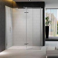 8 Series 1400 X 900 Walk In Shower Enclosure - Merlyn