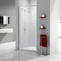 Ionic Express 900mm Bifold Shower Door - Merlyn