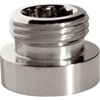 Metal Adaptor Reduction for Water Faucet Tap 22mm Female to 1/2 BSP Male Joiner