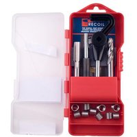 RCL37088 Metric Thread Repair Kit Medium M8.0 - 1.00 Pitch 15 Inserts - Recoil