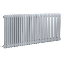 Milano Windsor - Traditional Cast Iron Style White