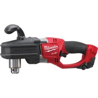 Milwaukee Tools Uk - Milwaukee M18 CRAD-0 FUEL Right Angle Drill 18 Volt - Bare Unit